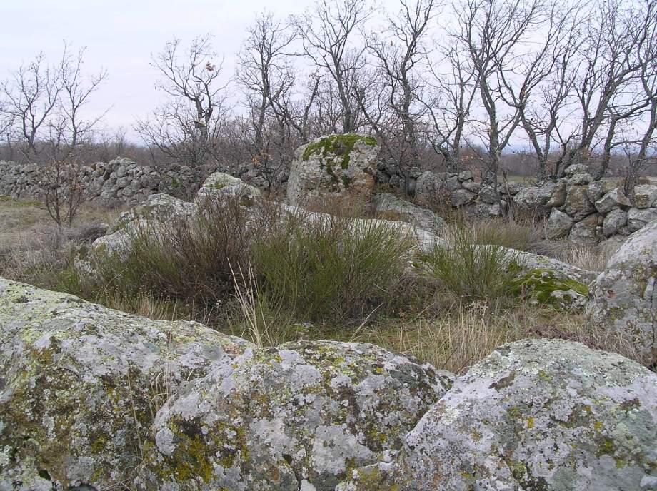 Piedra Manzaneda antes de obra