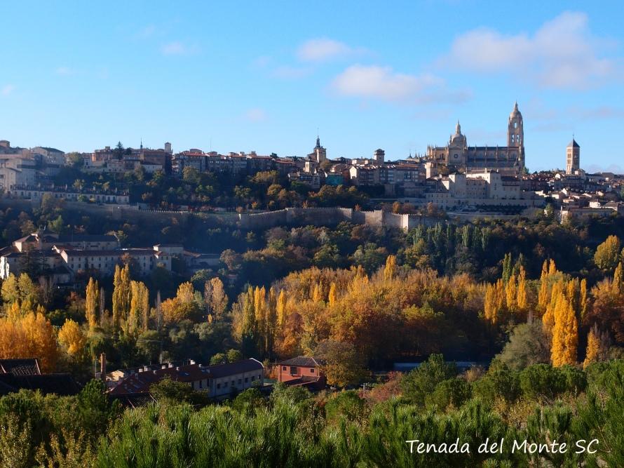 Segovia y sus miradores
